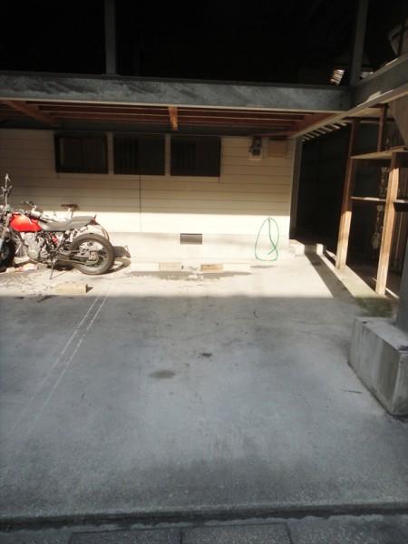 駐車場付き賃貸 永山ハイツ20211