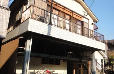 駐車場付き賃貸 永山ハイツ202 の賃貸アパート