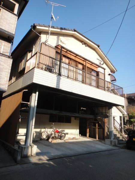 駐車場付き賃貸 永山ハイツ2021