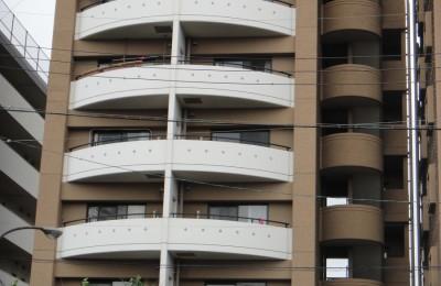 アミューパレス V 402 の賃貸マンション