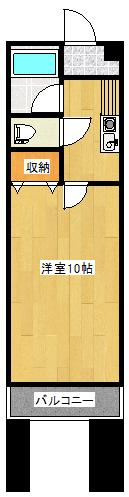 ★★★★決済待ち★★★★ 熊本市『シェルター』間取り