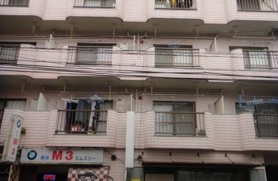 Mハウス荒田601 の賃貸マンション