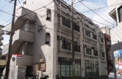 鹿児島市中央町収益物件 9,500万円 の売りマンション