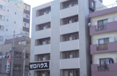 Zero武2丁目1-C の賃貸マンション