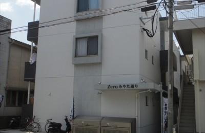 Zeroみやた通り101号室 の賃貸マンション