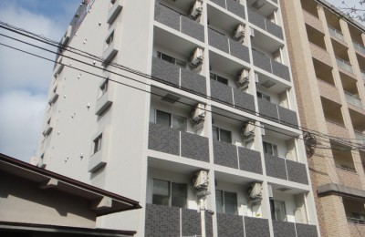 Zero上之園8E の賃貸マンション