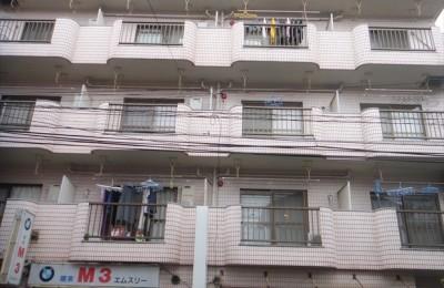 Mハウス荒田201号室 の賃貸マンション