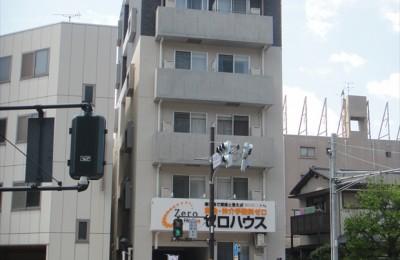 Zero西田203号室 の賃貸マンション