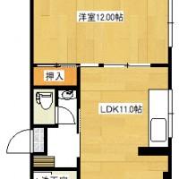 鹿児島市の中洲陸橋近くにある賃貸マンションのご紹介です!