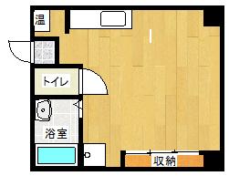 Zero荒田3B の賃貸マンション