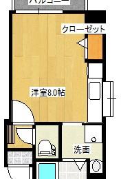 Zero西田301 の賃貸マンション