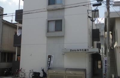 Zeroみやた通り306 の賃貸マンション