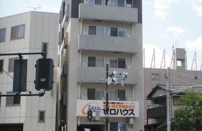 Zero西田103 の賃貸マンション