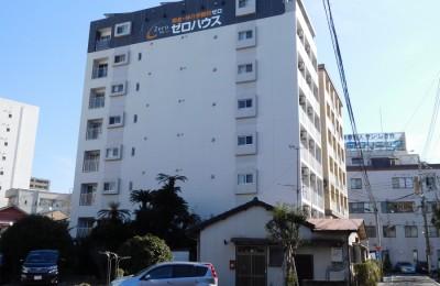 Zero上之園 4B の賃貸マンション
