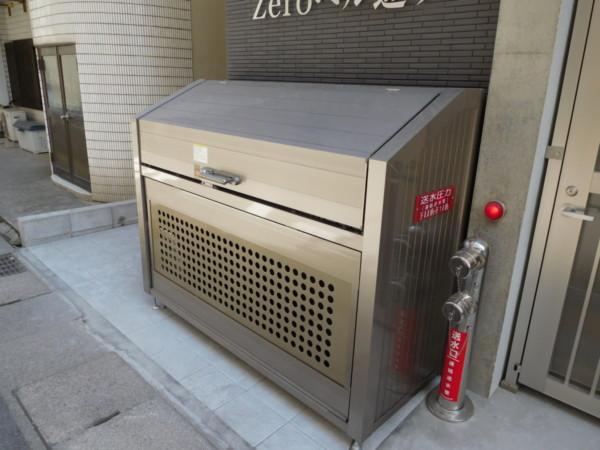 新築賃貸『Zeroベル通り402』10