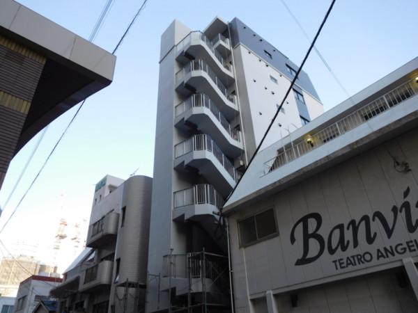 新築賃貸『Zeroベル通り501』2