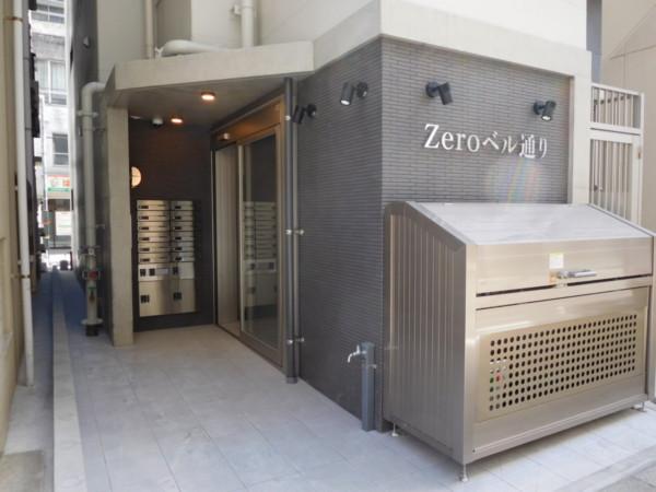 新築賃貸『Zeroベル通り402』4